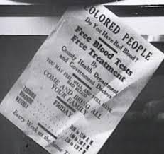 tuskegee handbill