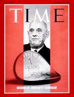 degaulle time cover