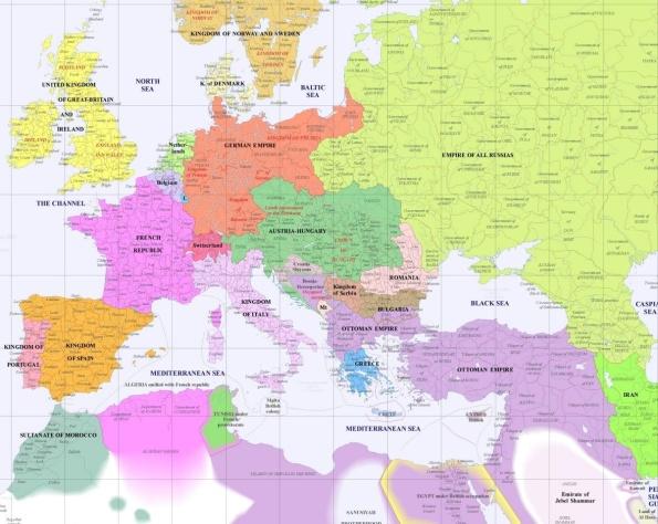 Europe-1900