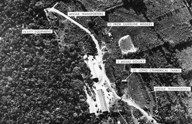 missiles of cuba